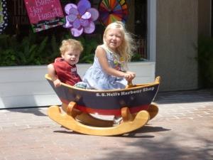 Kids in Harbour Town