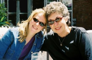 Me and Mom May 2006